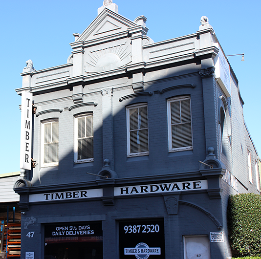 Bondi Junction Timber & Hardware